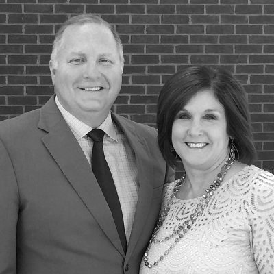 Jeffrey and Pam Moore